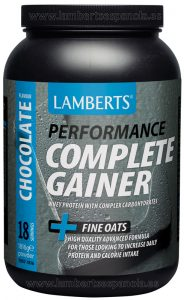 Complete Gainer sabor Chocolate Lamberts