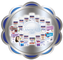 Sello de Productos Lamberts