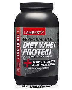 Diet Whey Protein Chocolate flavour Lamberts