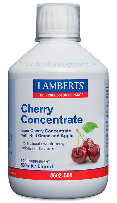Cherry Concentrate Lamberts