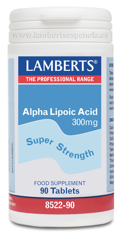 Alpha Lipoic Acid 300 mg Lamberts
