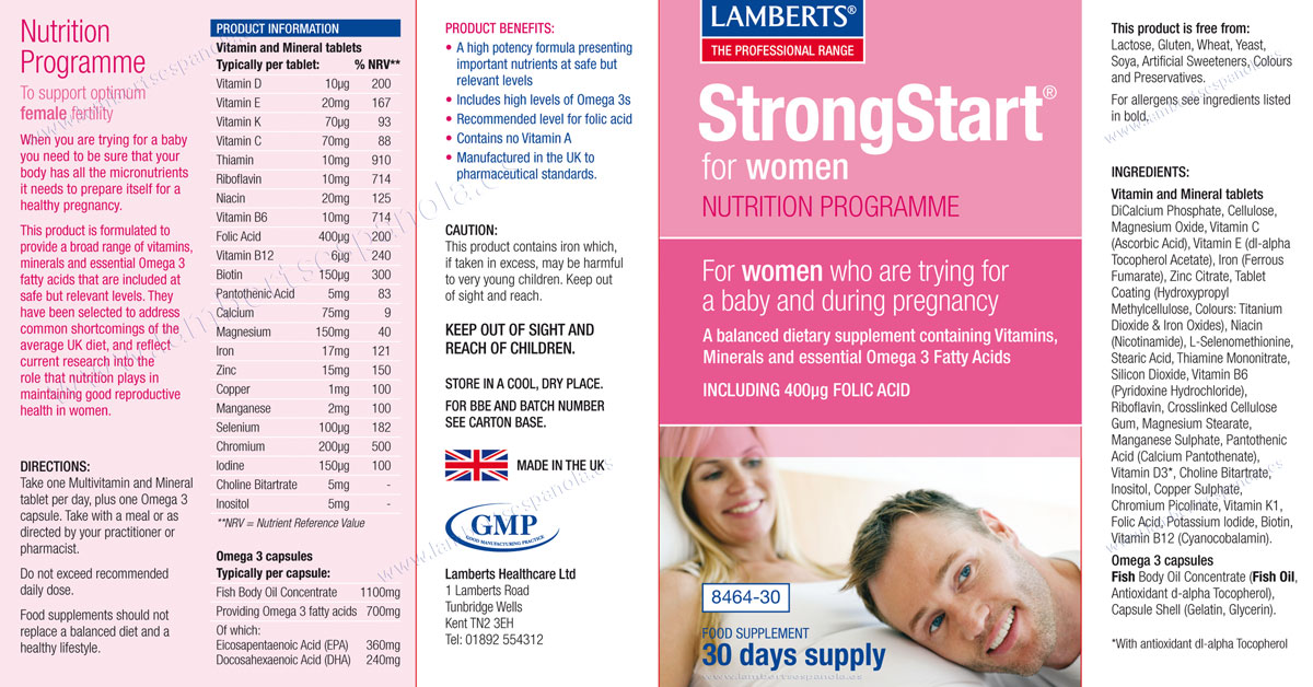 Strong start for women properties. Lamberts