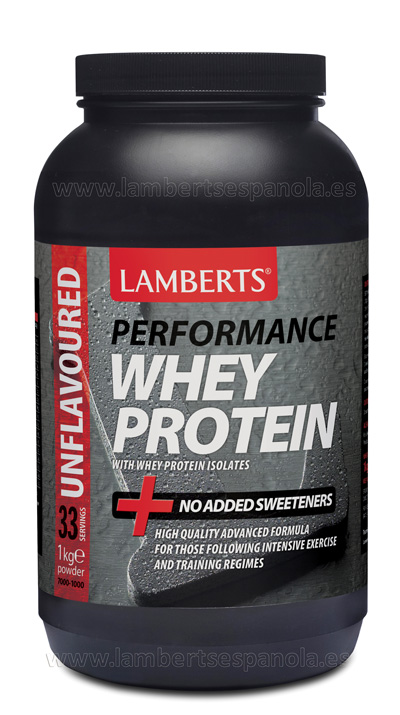 Whey Protein sin Sabor Lamberts