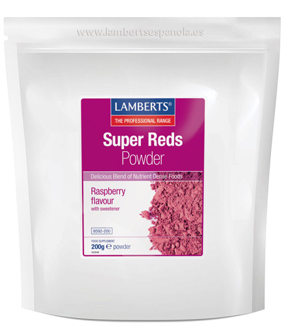 Super Reds: Superfood Lamberts