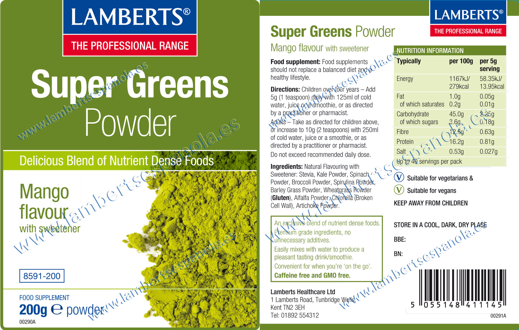 super greens properties