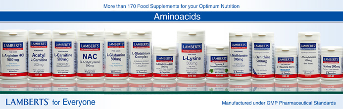 Lamberts Aminoacids Products