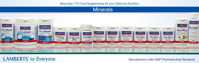 Lamberts Minerals Products