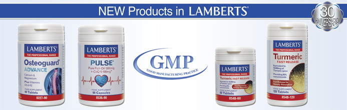 Lamberts new Productos February 2019