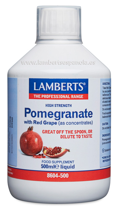 LambertsLiquid  Pomegranate Concentrate