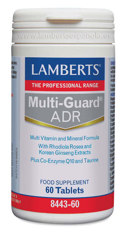 Multi-Guard ADR Lamberts. 60 Tablets