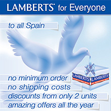 Lamberts free shipping with no minimum order