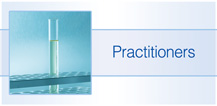 Practitioners area
